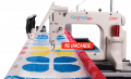Grace Company Q'nique 15 Pro - Stitch Regulated Long Arm Machine Quilter |KathyQuilts EDITON