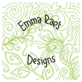Emma Rae Designs - Freehand Quilting Designs - eBook CD version