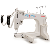 KathyQuilts! Q'nique 15 R - Stitch Regulated Long Arm Machine Quilter - Factory Re-Certified