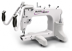 KathyQuilts! Block RockiT 15 - Stitch Regulated Long Arm Machine Quilter