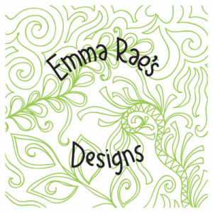 Emma Rae's Designs - freehand quilting design - eBook download